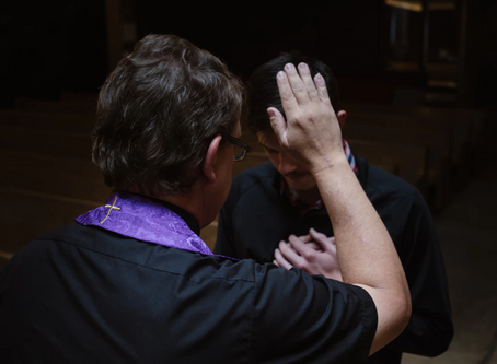 The Biblical Roots Of Confessing Your Sins To A Priest