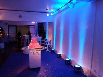 iluminacao ambiente para casamento no abc