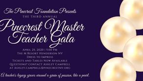 The Pinecrest Foundation's Master Teacher Gala