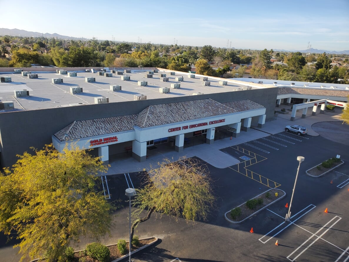 Commercial painting Arizona