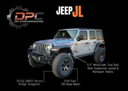 Billett Jeep JL