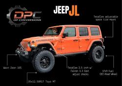 Punkn Jeep JL - Bozeman, MT