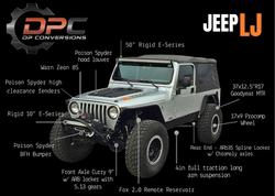 Silver Jeep LJ - Bozeman, MT