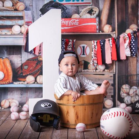 Baseball (no incluye pelota gigante ni casco)