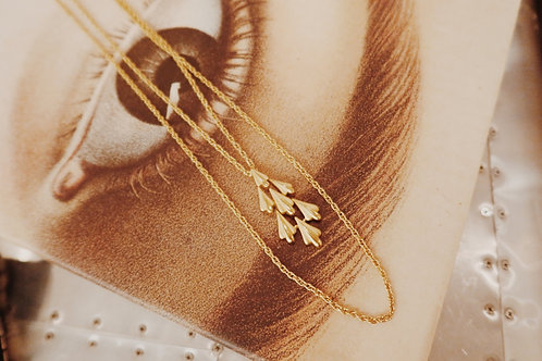 Trifari art deco necklace