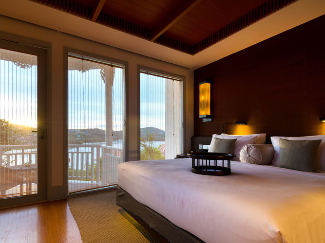 Amatara Wellness Resort - Bay View Suite