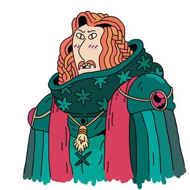 """ANIMACIÓN - Sofía Ruocco """"Rey Arturo"""""""