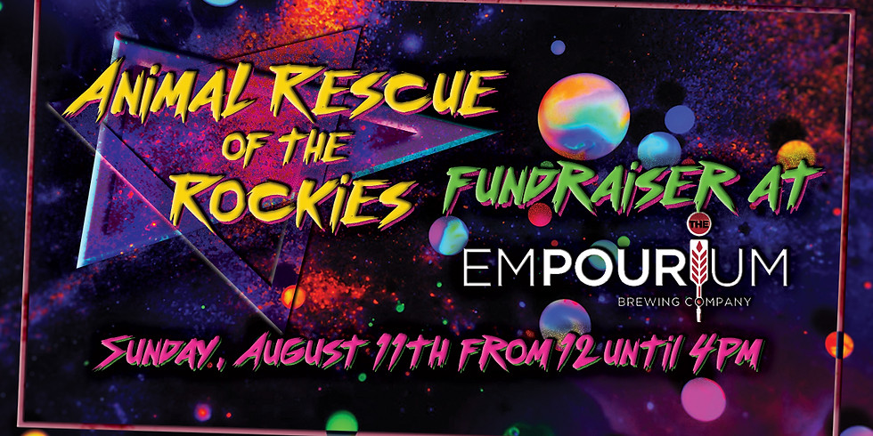 Animal Rescue of the Rockies Fundraiser