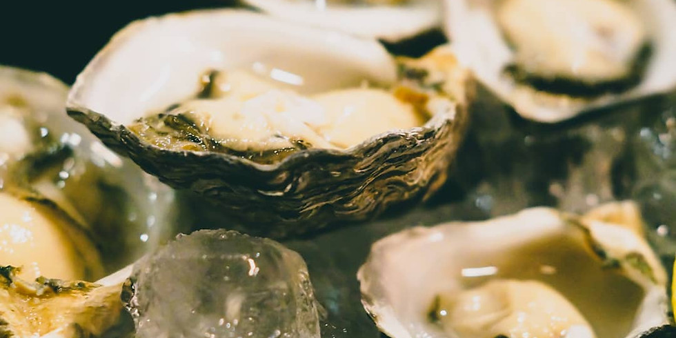 Oyster POP UP by Xatrucho at The Empourium