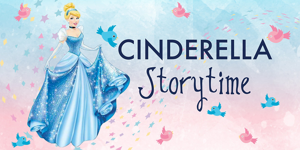 Cinderella Storytime with Dancing Princess Parties