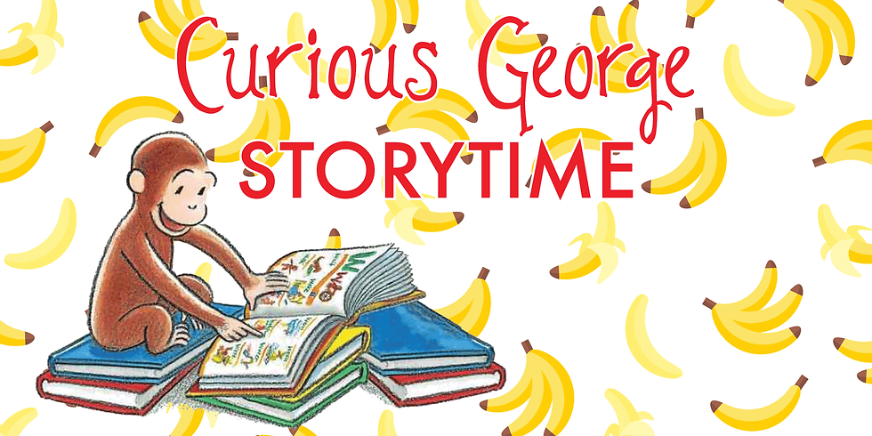 Curious George Storytime