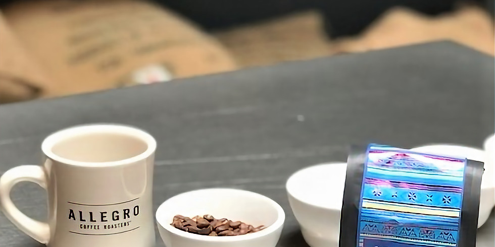 Community Cupping - Allegro Coffee Roasters