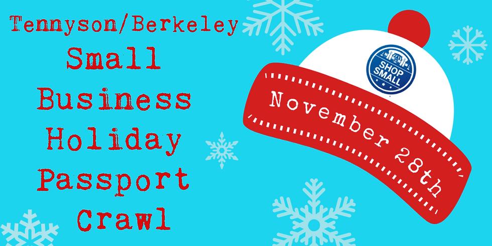 Tennyson/Berkeley Small Business Holiday Passport Crawl