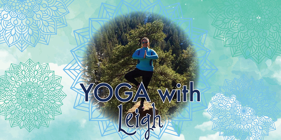 Yoga with Leigh