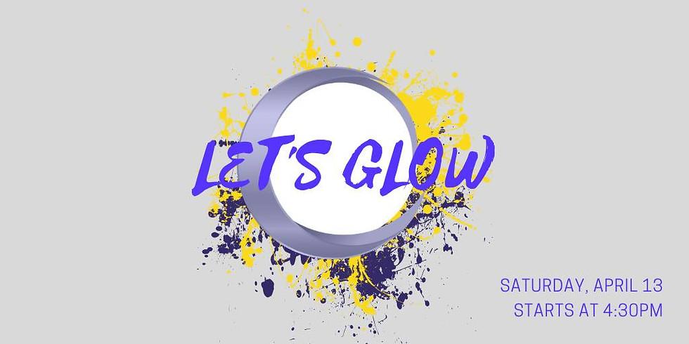 Ohana's 2nd Anniversary: Blacklight Fit + Flow!