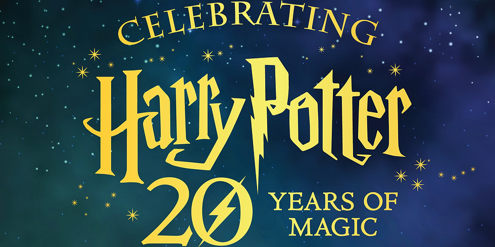 Harry Potter 20 years of Magic!