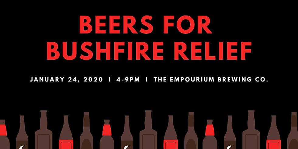 Beers for Bushfire Relief