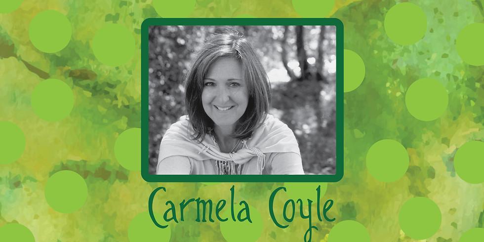 Storytime with author Carmela Coyle