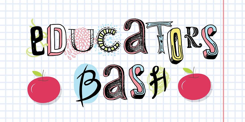 Educators Bash