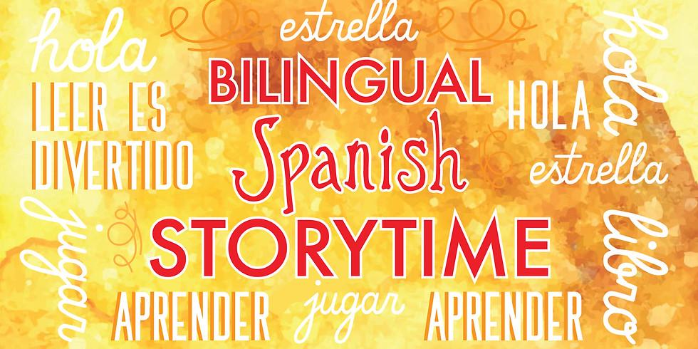 Bilingual/Spanish Storytime