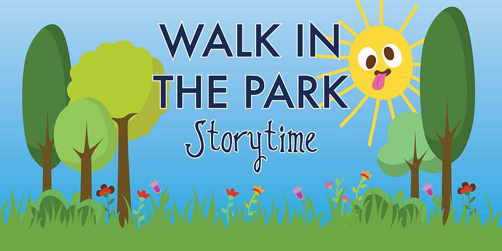 Walk In The Park - Silly Summer Storytime