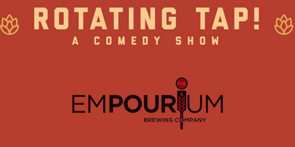 Rotating Tap Comedy Show (1)