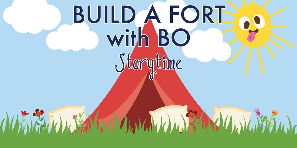 Build a Fort with Bo - Silly Summer Storytime