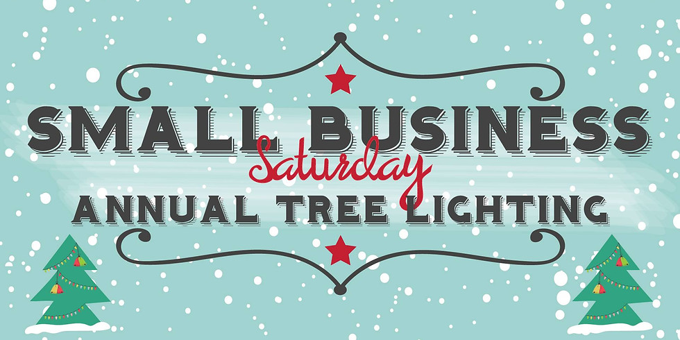 5th Annual Berkeley Tree Lighting and #ShopSmall event!