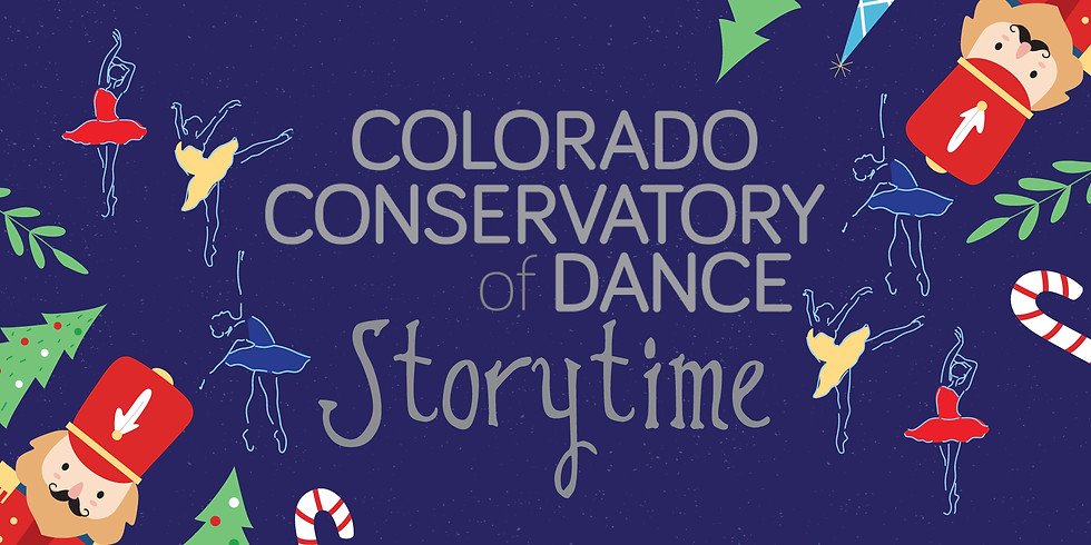 Colorado Conservatory of Dance Storytime