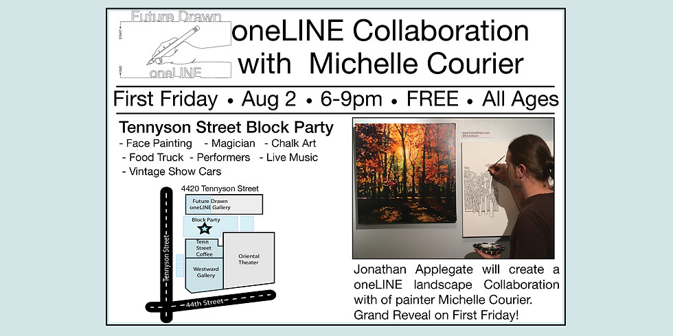 oneLINE Collaboration with Michelle Courier