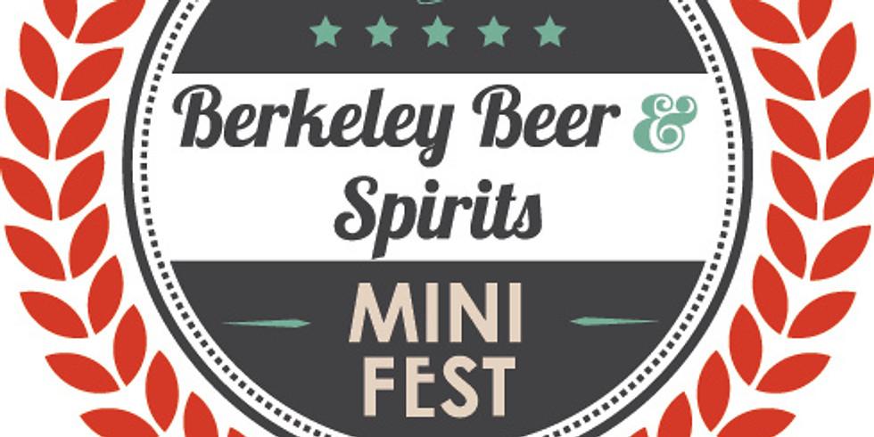 Berkeley Beer and Spirits Fest