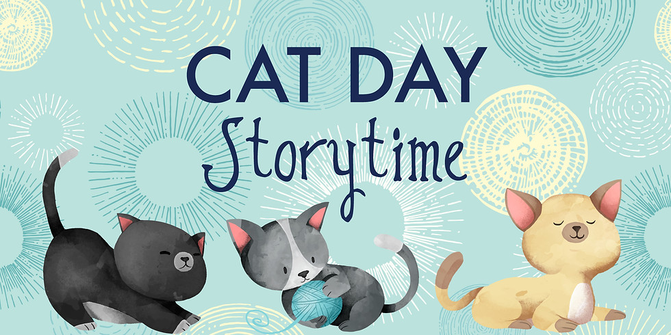 Cat Day Storytime