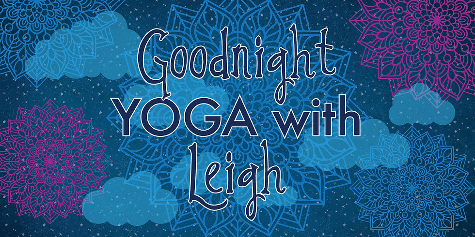 Goodnight Yoga with Leigh