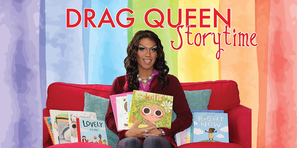 Drag Queen Storytime - Princess Themed!