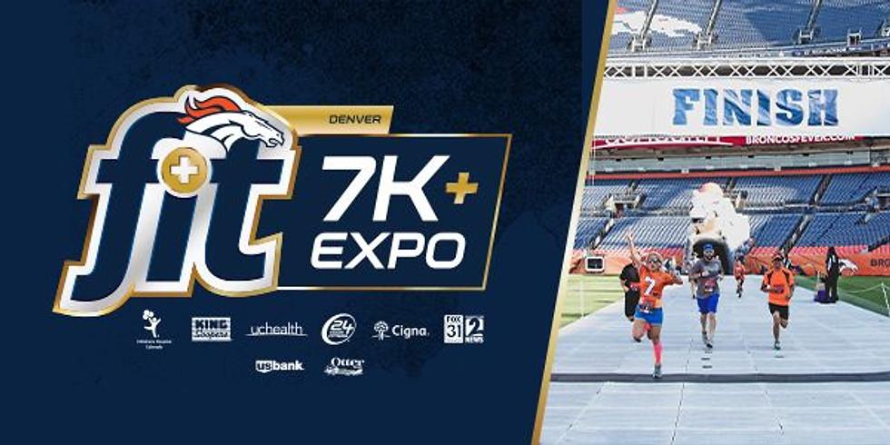 Bronco's 7K & Fit Expo