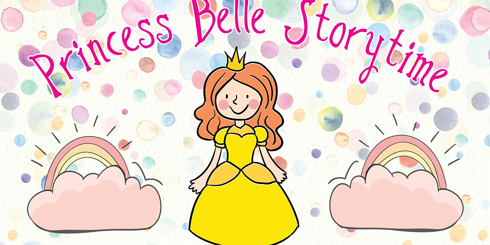 Princess Belle Storytime at Second Star to the Right