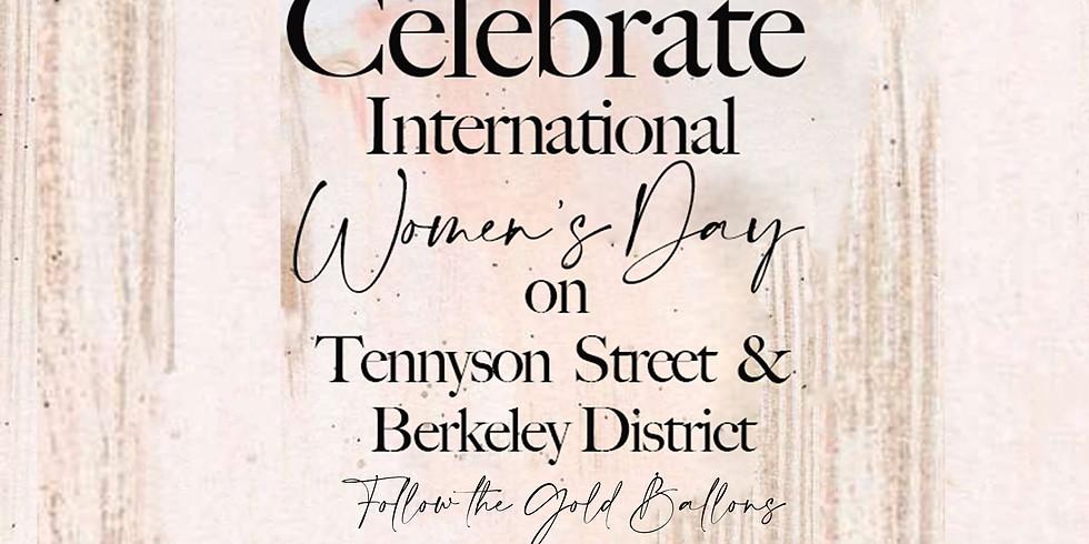 International Women's Day - Celebration on Tennyson