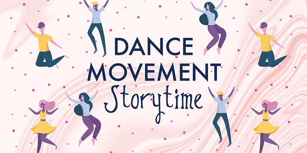 Dance/Movement Storytime with Kate