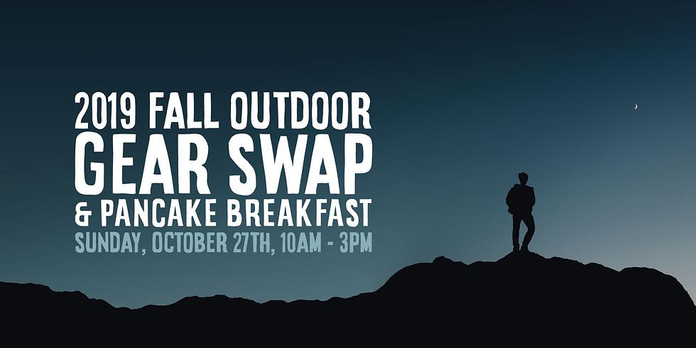 FERAL 2019 Fall Outdoor Gear Swap & Pancake Breakfast