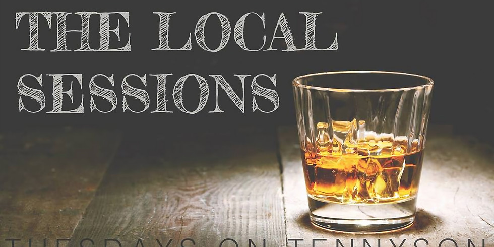 The Local Sessions::Tuesdays on Tennyson with Blake Mobley