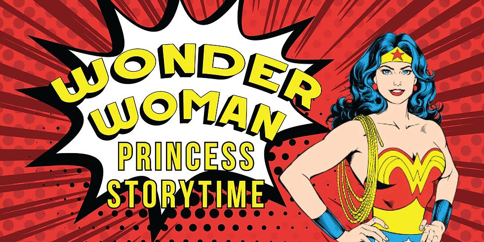Wonder Woman Princess Party