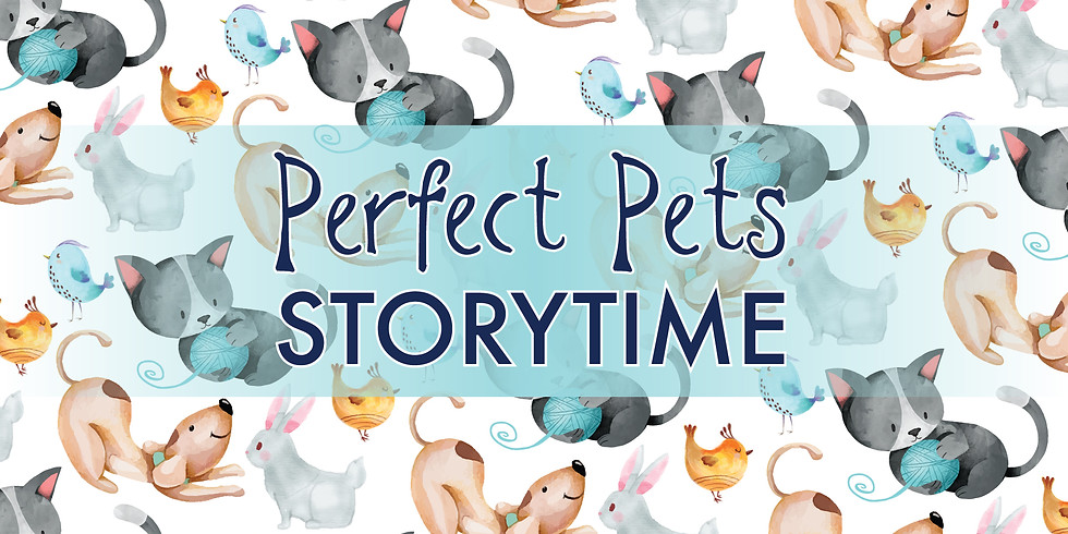 Perfect Pets Storytime