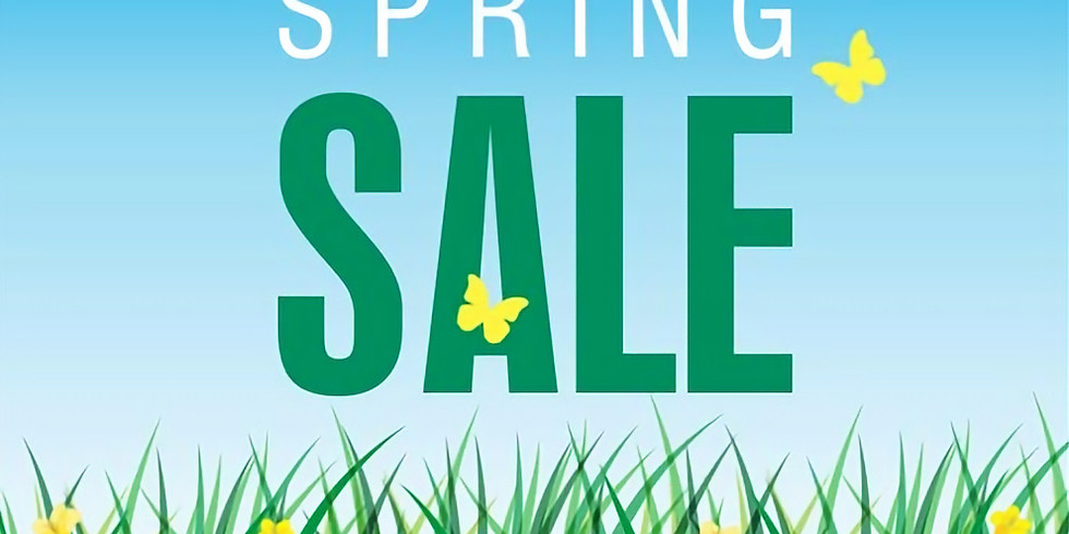 A Jolly Good(s) Spring Sale
