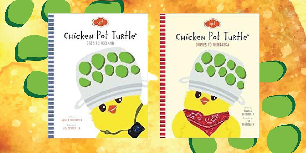 Chicken Pot Turtle Storytime with Author Angela Scheideler