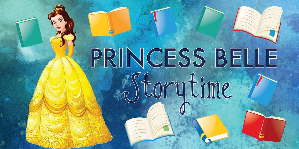 Princess Belle Storytime