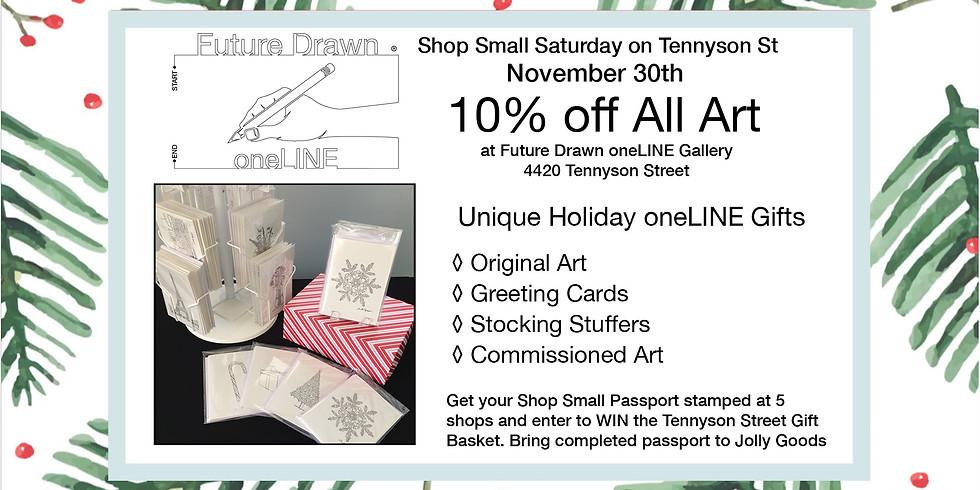 Shop Small Saturday- 10% Off All Art at Future Drawn