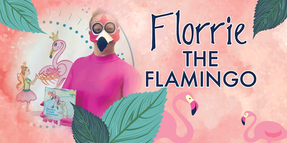 Florrie the Flamingo Book Party