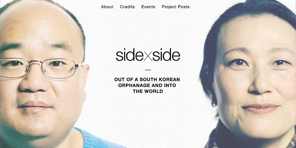 Side by Side: Out of a South Korean Orphanage and into the World