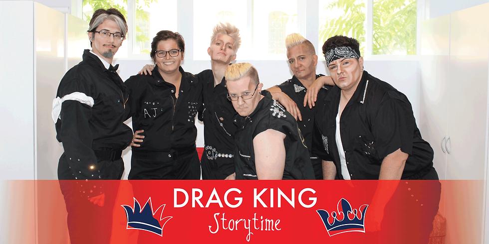 Drag King Storytime