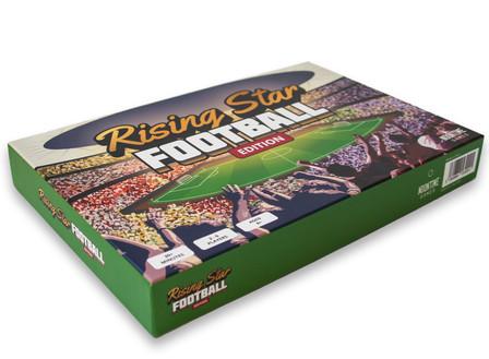 Rising Star Football Edition Box Laydown